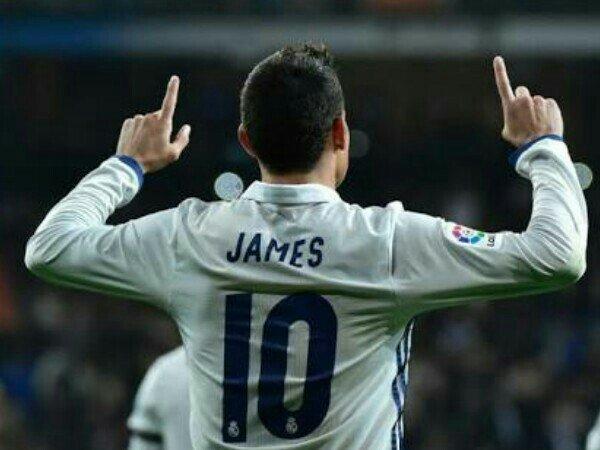 Review Copa Del Rey: Real Madrid 3-0 Sevilla, James Berikan Kemenangan Pertama di 2017