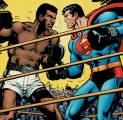Ragam Tinju: Mengenang Pertarungan Dahsyat Muhammad Ali vs Superman