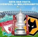 Berita Piala FA: Data dan Fakta Jelang Laga Liverpool vs Wolverhampton
