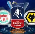 Prediksi Piala FA: Liverpool v Wolverhampton, The Reds Wajib Menang Demi Moral Bagus Jelang Lawan Chelsea