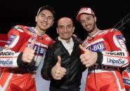 Berita MotoGP: Andrea Dovizioso dan Jorge Lorenzo Keluhkan Kelemahan Ducati Ini