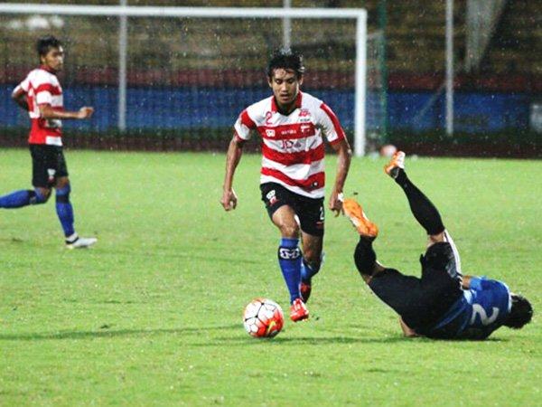 Menang Di Laga Uji Coba Madura United Liburkan Pemain Liga