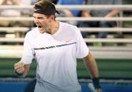 Berita Tenis: Juan Martin Del Potro Melaju ke Perempatfinal Delray Beach