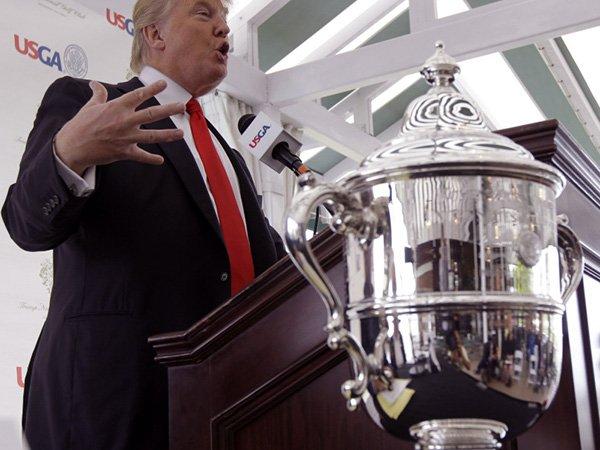Berita Golf: Petisi Online Tolak Pelaksanaan US Women's Open di Lapangan Golf Trump, Capai 100 Ribu