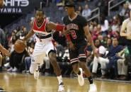 Berita Basket: Hasil Pertandingan NBA 17 Maret 2017, Wizards Taklukkan Bulls