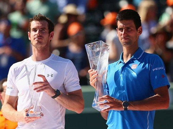 Berita Tenis: Andy Murray dan Novak Djokovic Mundur, Siapa yang Akan Jadi Juara Miami Open?