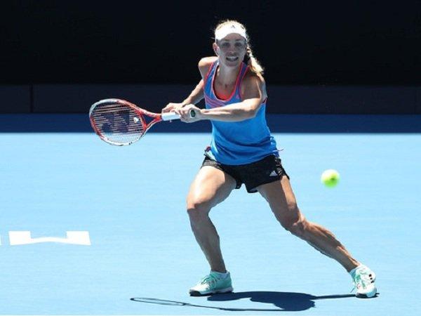 Berita Tenis: Angelique Kerber Berpeluang Hadapi Ancaman Dari Daria Kasatkina Di Miami