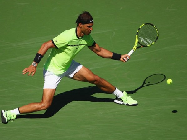 Berita Tenis: Rafael Nadal Tetap Gerakkan Otot-Ototnya