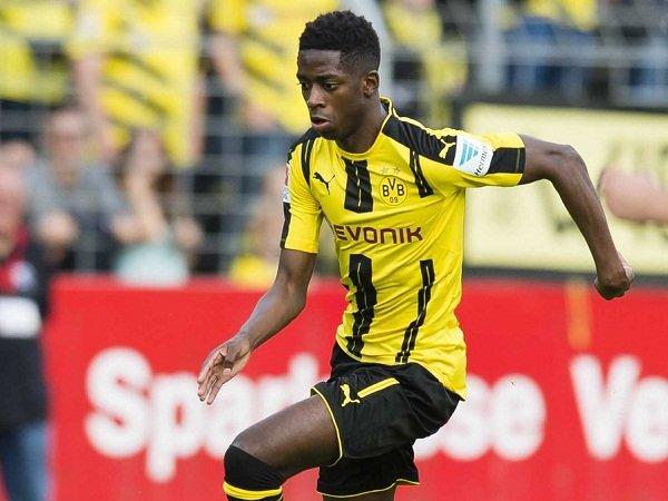 Berita Transfer: Liverpool Saingi Barcelona Untuk Dapatkan Ousmane Dembele