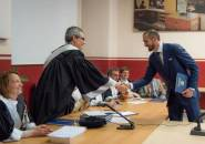 Berita Liga Italia: Luarbiasa! Chiellini Raih Gelar Master Dengan Predikat Cum Laude