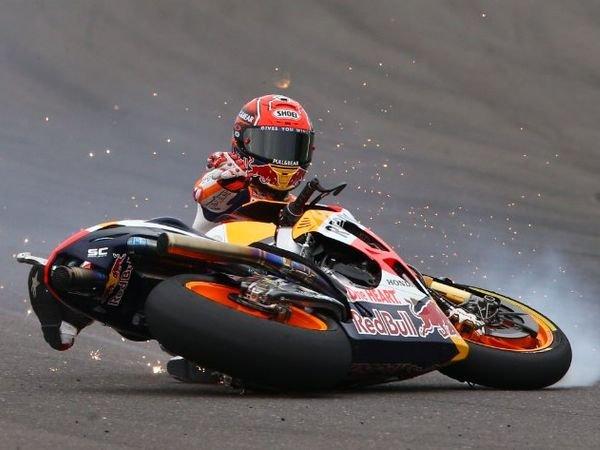 Berita MotoGP: Ini Penyebab Jatuhnya Marquez di Argentina