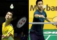 Berita Badminton: Dua Pemain Andalan Malaysia Masuk Skuat Sea Games 2017