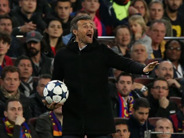 """Berita Liga Spanyol: Enrique Bidik """"El Clasico"""" Sebagai Momen Kebangkitan Barcelona"""