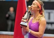 Berita Tenis: Elina Svitolina Menangkan Gelar Ketiga Musim 2017 Di Istanbul