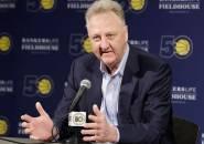 Berita Basket: Larry Bird Resmi Mundur Sebagai Presiden Indiana Pacers