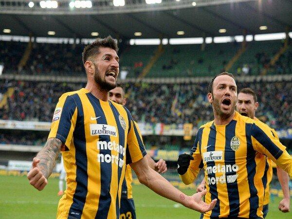 Berita Liga Italia: Selamat datang di Seri A,  Hellas Verona