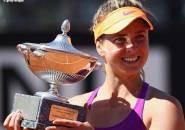 Berita Tenis: Tundukkan Simona Halep, Elina Svitolina Kantongi Gelar Di Roma