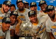 Berita Basket: Singkirkan Spurs 4-0, Warriors Lolos ke Final NBA Ke-3 Secara Beruntun
