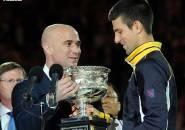 Berita Tenis: Novak Djokovic Siap Lalui Petualangan Menakjubkan Bersama Andre Agassi Di French Open