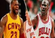 Berita Basket: LeBron James Memecahkan Rekor Michael Jordan
