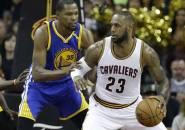Berita Basket: Rating Game 3 Final NBA 2017 Naik 22 Persen Dibanding Tahun Lalu