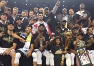 Berita Basket: Statistik Pemain Warriors dan Cavaliers di Game 5 Final NBA 2017