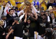 Berita Basket: Warriors Pastikan Gelar Juara NBA Kedua Dalam Tiga Tahun