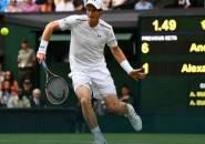 Hasil Wimbledon: Andy Murray Awali Misinya Untuk Pertahankan Gelar