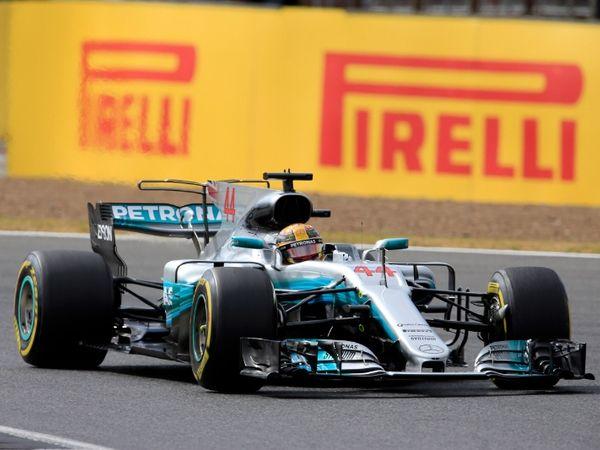 Berita F1: Hasil Race F1 GP Inggris 2017, Hamilton Berkuasa Vettel Apes