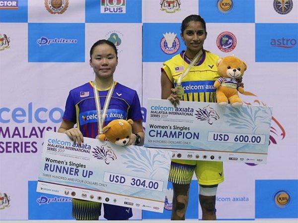 Berita Badminton: Selvaduray Kisona Juara Malaysia International Series 2017