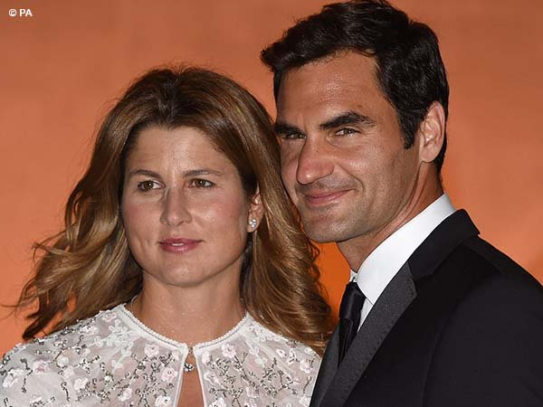 Berita Tenis: Roger Federer Dan Garbine Muguruza Hadiri Makan Malam Para Juara Wimbledon