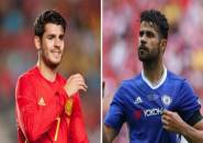 Berita Liga Inggris: Cascarino: Morata Secara Teknis Lebih Unggul dari Costa