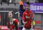 Berita Badminton: Rinov/Angelica Kandas di Babak Ketiga Asia Junior Championships 2017