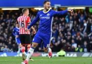 Berita Liga Inggris: Hazard Tak Sabar Bermain Bersama Rekrutan Baru Chelsea, Morata