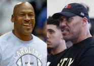 Berita Basket: Michael Jordan Sanggup Kalahkan Lavar Ball 'Walau Saya Hanya Main Dengan Satu Kaki'