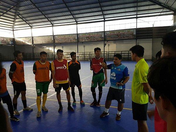 Berita Futsal: Final RSC VII/2017 Pertemukan Rafhely FC vs IPC Pelindo