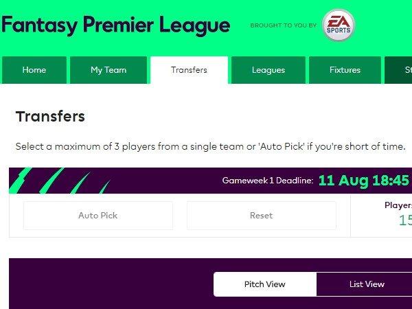 Ragam Olahraga: Manajer FPL Gaduh Jelang Dimulainya Premier League - Preview Pekan 1