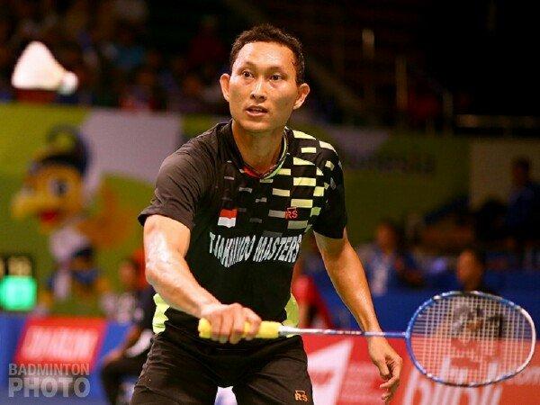 Berita Badminton: Sony Dwi Kuncoro Antusias Tampil Lagi di Kejuaraan Dunia