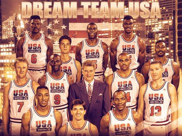 Ragam Basket: 25 Tahun Lalu, Dunia Saksikan 'Tim Terhebat Sepanjang Masa' di Olimpiade Barcelona (1)