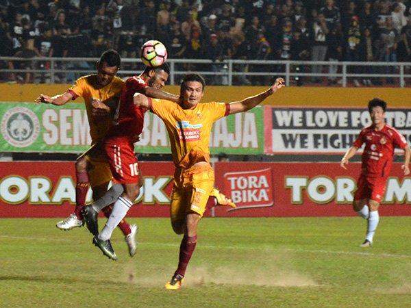 Berita Liga 1 Indonesia: Usai Lakoni Derby Andalas, Sriwijaya FC Liburkan Pemain