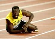 Berita Atletik: Alami Kram di Final Estafet, Usain Bolt Gagal Finis di Lomba Terakhirnya