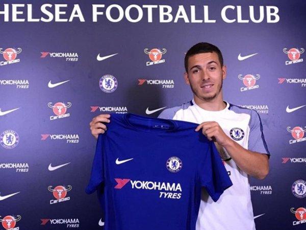 Berita Liga Inggris: Chelsea Berhasil Rekrut Adik Eden Hazard, Kylian Hazard dari Ujpset