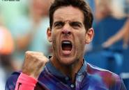 Hasil US Open: Tomas Berdych Tersingkir, Juan Martin del Potro Langkahkan Kaki Ke Babak Ketiga