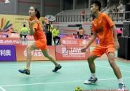 Berita Badminton: Rinov/Angelica Gagal Juara di India Junior International GPG 2017