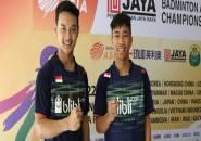 Randhy/Alfandy Pastikan Satu Gelar Ganda Putra di Malaysia International Junior Open 2017