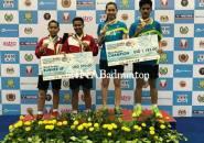 Yacob/Angelica Juara Ganda Campuran Malaysia International Junior Open 2017