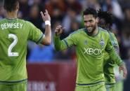 Lamar Neagle Jadi Pahlawan di Duel Antara Seattle Sounders vs LA Galaxy
