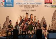 PBSI Fokus di Kejuaraan Dunia Junior Championships 2017