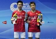 Sisa Lima Turnamen, Kevin / Marcus Siap Pecahkan Rekor Gelar Super Series