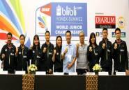 Indonesia Targetkan Minimal Raih Satu Gelar Juara di Kejuaraan Dunia Junior 2017